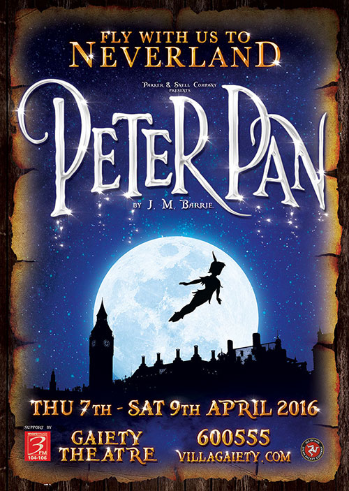 PP002---Peter-Pan-Poster-Leaflet